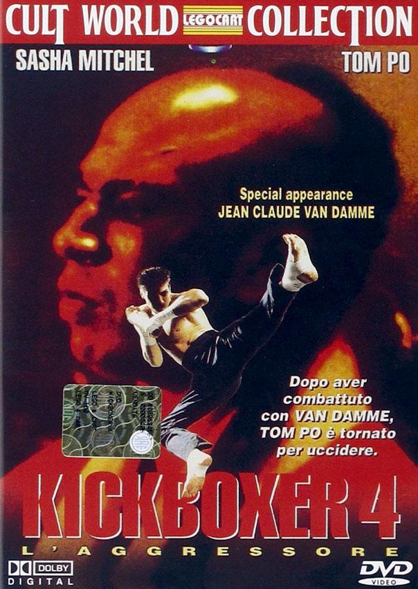 Kickboxer 4 (1994) L'aggressore