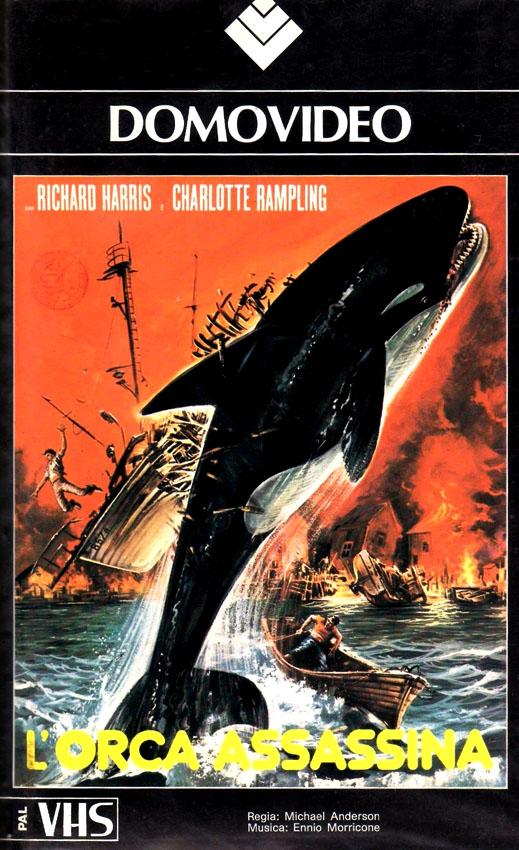 L'orca assassina (1977) 40 anni sotto il mare