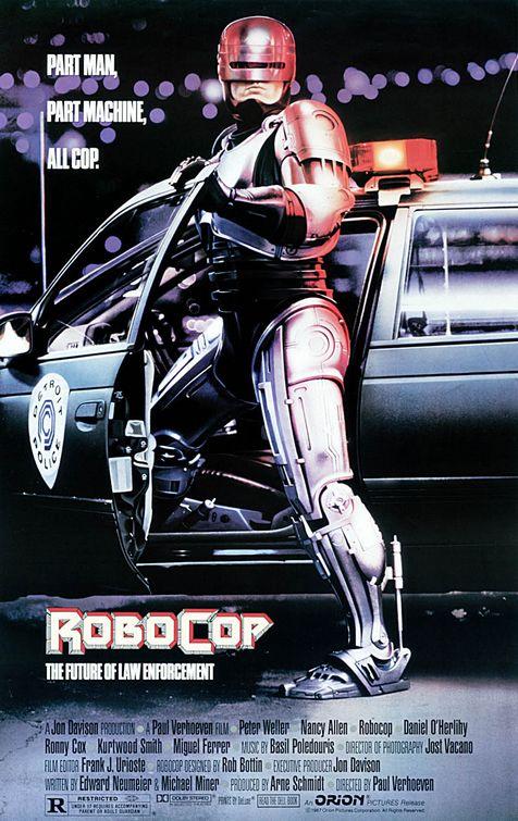 Robocop (1987) Un intervento di Denis