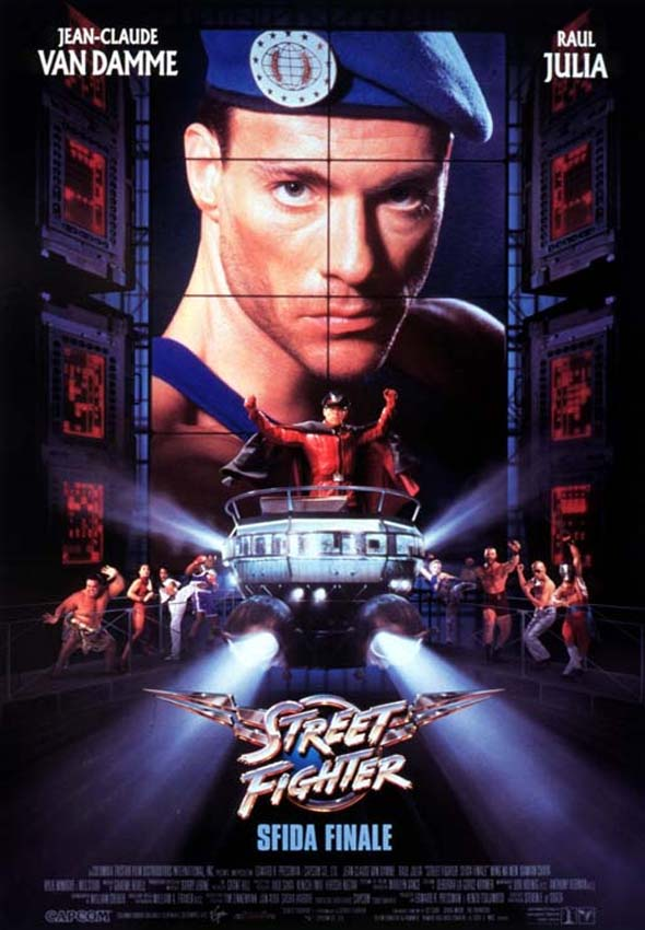 Street Fighter (1994) Sfida finale