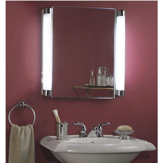 Medicine Cabinets  Recessed Mount 455FL Bathroom Medicine