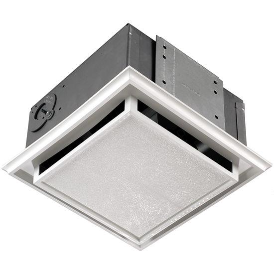 Bathroom Fans  BRL682 Ductless Bathroom Exhaust Fan by
