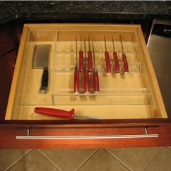 Kitchen Utensil Holders Cabinets Sale Acrylic Drawer Inserts For - Standard ...