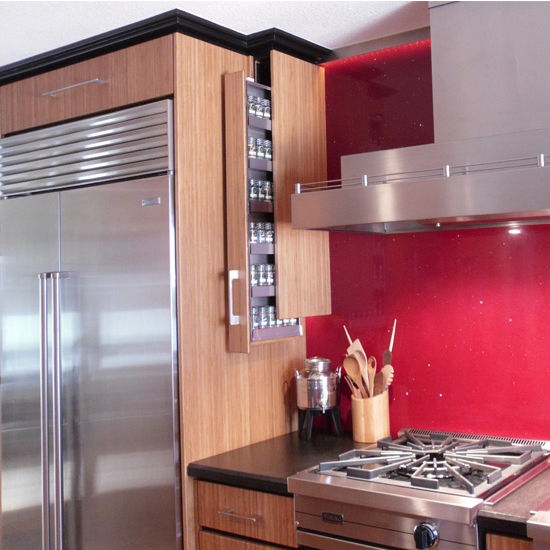 unfinished kitchen wall cabinets outdoor supplies spice rack storage system or pre-assembled version, right ...