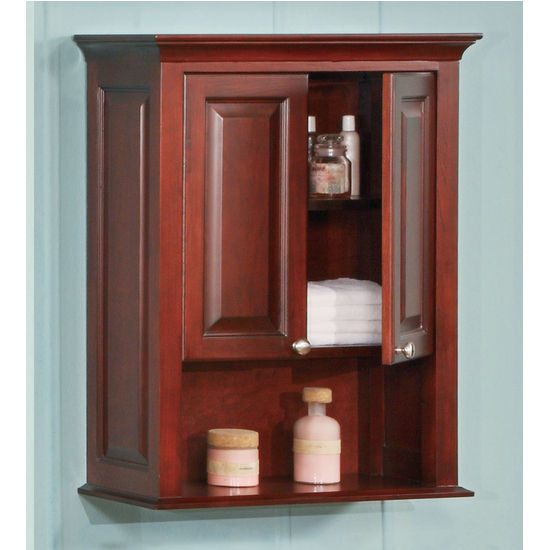 Bathroom Storage  Wooden Windsor Tank Topper by Empire