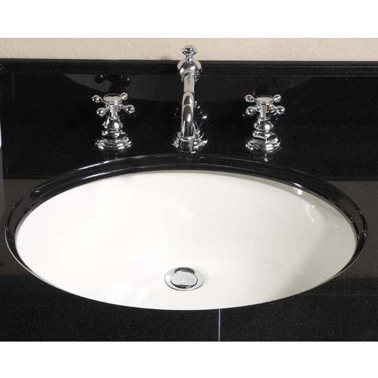 stainless steel undermount kitchen sink cabinates kitchen-sinks - small oval biscuit by ...