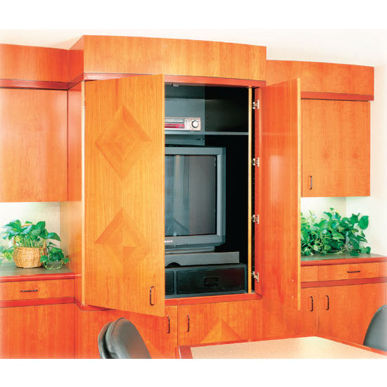 wall cabinet sizes for kitchen cabinets dornbracht faucet accuride pocket/ flipper door system, cb1332, flush inset ...