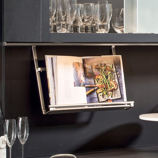 Cook Book Holders  Propri Cookbook Holder From Hafele