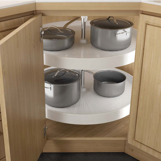 Lazy Susan For Existing Cabinet
