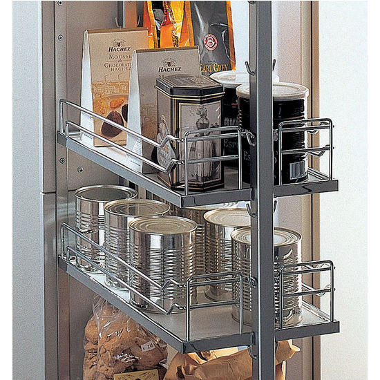 PullOut  Swing Kitchen Pantry Organizer by Hafele
