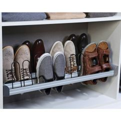 Living Room Floor Mats Ideas Black Furniture Engage Pull-out Shoe Organizer With Full Extension Slides ...