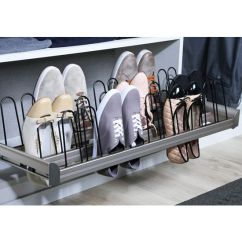 Kitchen Towel Hanger Honest Coupon Engage Pull-out Shoe Organizer With Full Extension Slides ...