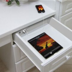 Kitchen Electrical Outlets Painting Cabinets Cost Office Accessories, Docking Drawer, 18