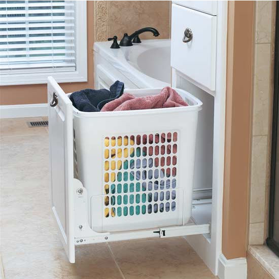 white hutches for kitchen grill top rev-a-shelf pull-out polymer laundry hamper ...