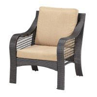 Lanai Breeze Collection 32-1/4'' Wide Accent Chair in Deep ...