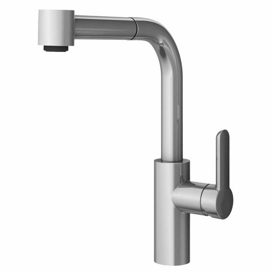 JULIEN 306002 306012 Pure Contemporary Kitchen Faucet With Pull Down