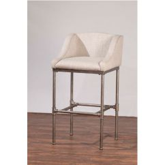Dillon Chair 1 2 White Leather Egg With Tilt Lock Mechanism Hillsdale Furniture Counter Or Bar Stool W Winged Gray Woven View Larger Image