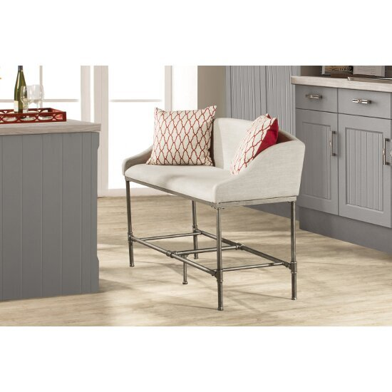 dillon chair 1 2 design museum copenhagen counter height bench 56 4 wide by hillsdale furniture kitchensource com