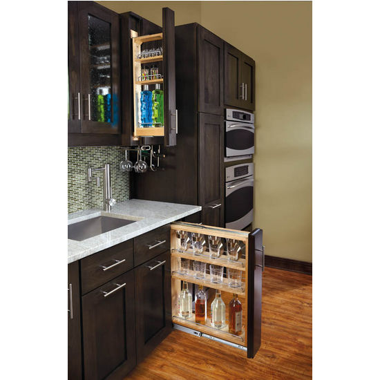 Cabinet Organizers  Kitchen Base Cabinet Fillers with