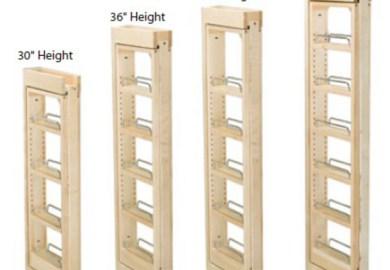 Tall Kitchen Base Cabinets