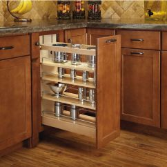 Unfinished Kitchen Base Cabinets With Drawers Stacked Stone Backsplash Rev-a-shelf Wood Pull-out Organizer Blumotion Soft ...