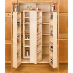 Kitchen Cabinets Pantry Hell Games Rev A Shelf Swing Out Tall Cabinet Chef S Pantries View Larger Image