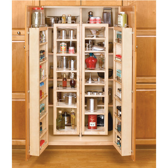 tall kitchen cabinets how much do cost rev a shelf swing out cabinet chef s pantries kitchensource com