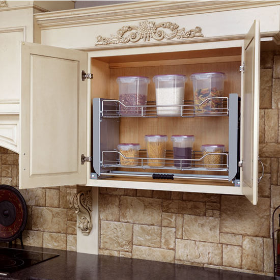kitchen cabinet organization appliance packages costco rev-a-shelf ''premiere