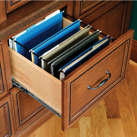 RevAShelf File Drawer System  File System Insert for