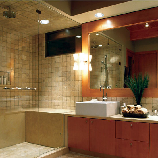 Premium Choice Bathroom Recessed Vent LightFan with