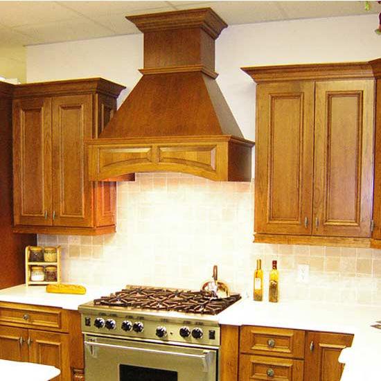 unfinished kitchen base cabinets virtual makeover wood range hoods, g/t-series slope front & sides ...