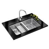 franke undermount kitchen sinks