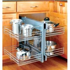 Kitchen Cabinet Storage Organizers 30 Undermount Sink By Hafele Rev A Blind Corner Systems