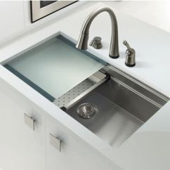Buy Undermount Kitchen Sink Home Depot Faucet Sinks Shop For Stainless Steel Houzer Novus Series Single Bowl