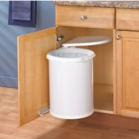 Pull-Out & Built-In Trash Cans - Cabinet Slide Out & Under ...