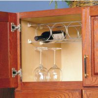 Stemware & Wine Racks - Mount Underneath, Inside, or on ...