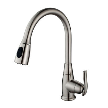 kraus kitchen faucets with pull out