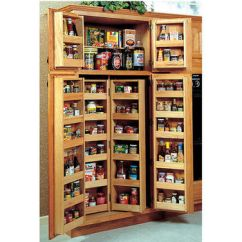 Kitchen Cabinets Pantry Best Hoods And Tall Unit Fittings Storage Baskets By Crosley Furniture Pantries Omega National Products Systems