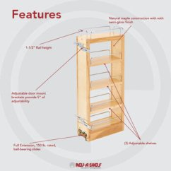 Kitchen Pantry Organizers Franke Sinks Catalogue Cabinet By Hafele Rev A Upper
