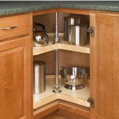 Kitchen Lazy Susan Open Island Susans Shop For Cabinet And Built In Kidney