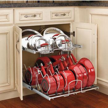 kitchen cabinet storage organizers renovation by hafele rev a shelf