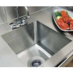 Buy Undermount Kitchen Sink Cabinets Diy Sinks Shop For Stainless Steel Kitchensource Com