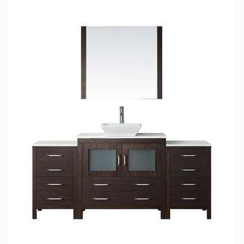 dior single sink bathroom vanity set