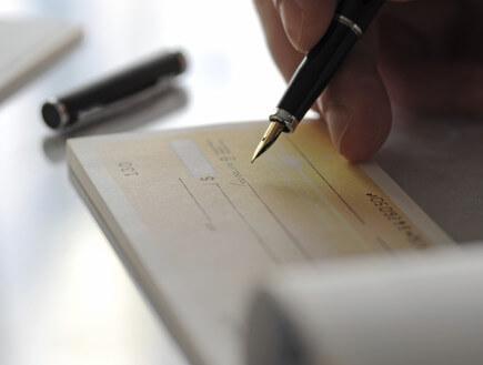 מה כדאי לבדוק לפני שמקבלים שיק בנקאי?