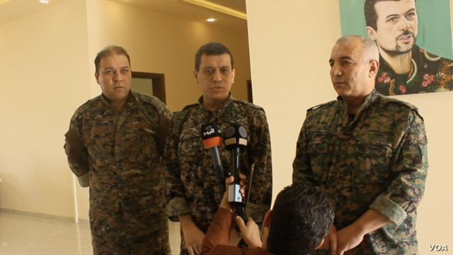 Photo of US-backed Syrian Forces Say USSanctions Hurting Them