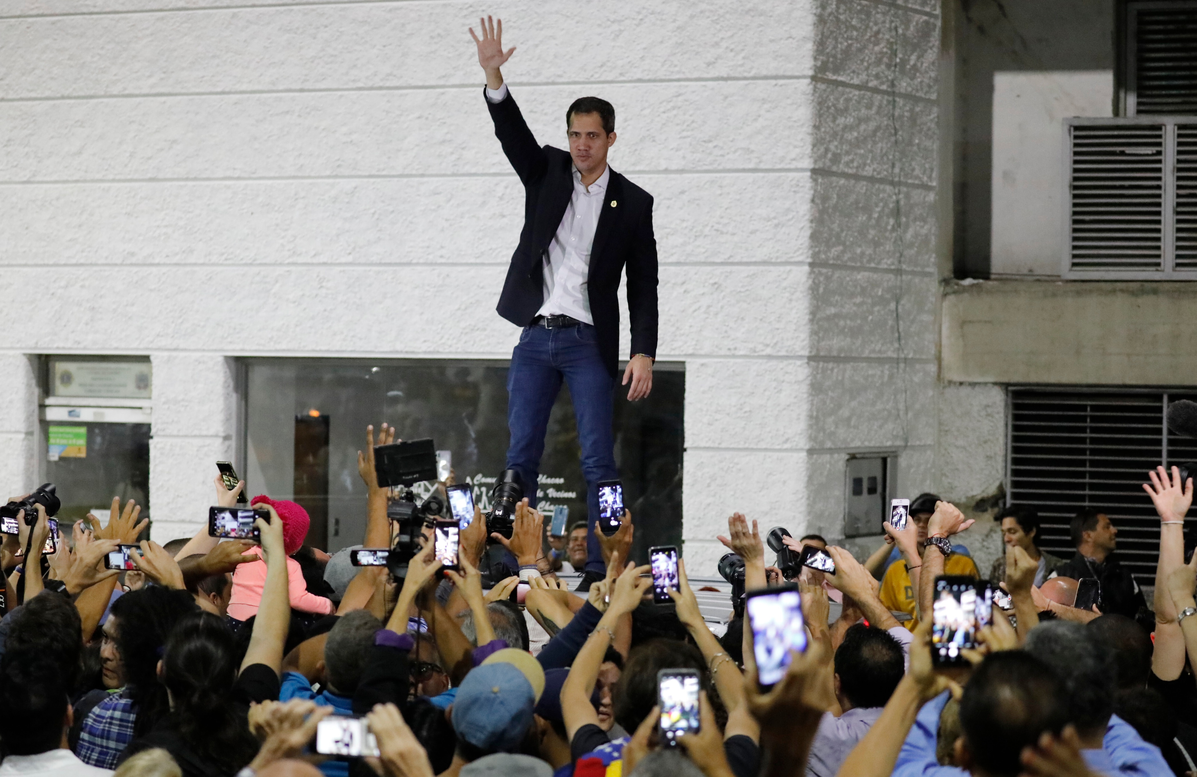 Venezuela Opposition Leaders Say December Parliamentary Election Rigged to Help Maduro