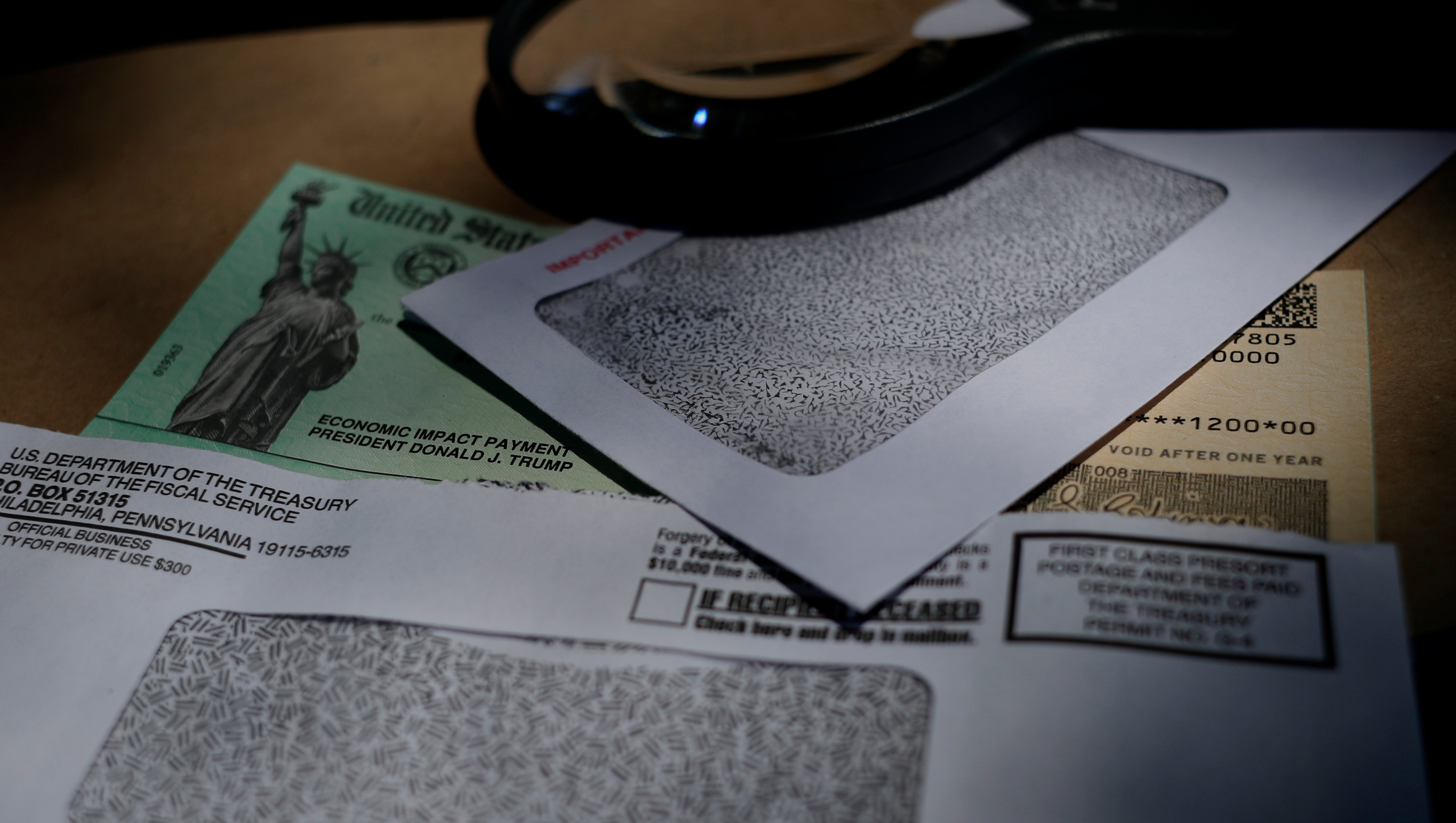 Photo of US Government Sent $1.4B in Coronavirus Cash to Deceased Taxpayers, Watchdog Finds