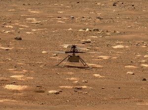 A helicopter flight test on Mars promises a moment for the Wright brothers for NASA |  Voice of America
