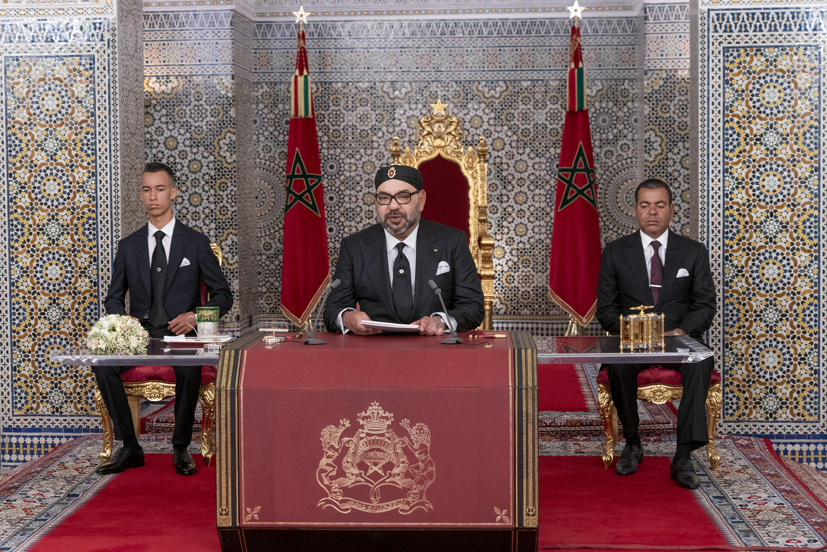 Photo of Morocco's King, 56, Undergoes Successful Heart Surgery