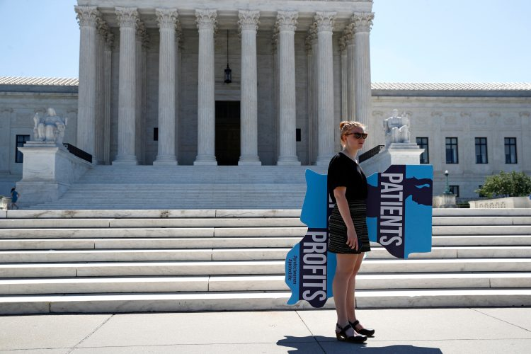 Abortion Foes Vent Disappointment After Supreme Court Ruling